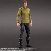 Star Trek Reboot Action figure Captain James T. Kirk