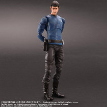 Star Trek Play Arts Kai Action figure Spock
