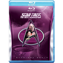 Star Trek - The next generation Stagione 7 Blu Ray