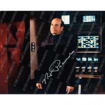 Autografi Robert Picardo Star Trek Voyager Foto 20x25