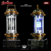 King Arts 1/1 MPS026 The Avengers Universe Cube Tesseract For Movie Accessories