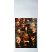 Locandina The Hobbit un Viaggio Inaspettato