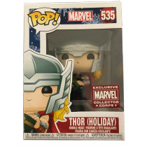 Marvel: Holiday Thor Collector Corps Exclusive Funko Pop