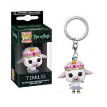 Funko POCKET POP! Keychain Portachiavi Rick And Morty Tinkles