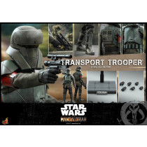 PREORDINE HOT TOYS TMS 30 THE MANDALORIAN - TRANSPORT TROOPER