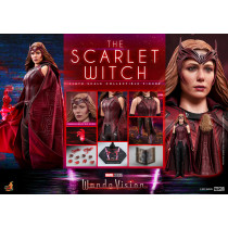 PREORDINE HOT TOYS TMS 36 WANDAVISION - THE SCARLET WITCH