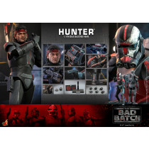 PREORDINE Hot Toys TMS 50 Star Wars : The Bad Batch – Hunter