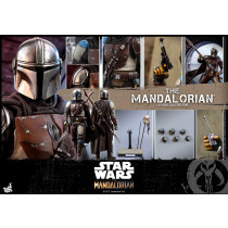 Hot Toys TMS 07 The Mandalorian Disponibile spedizione immediata