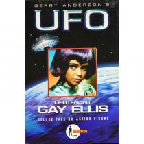 """UFO Shado Gerry Anderson """"Lt. Gay Ellis"""" Figure 1/6"""
