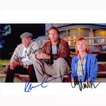 Autografo Field of Dreams Cast di 3 Actors Foto 20x25