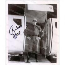 Autografo Richard Herd Visitors Foto 20x25