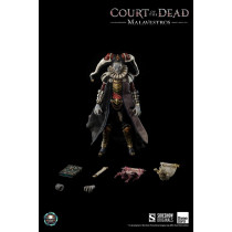 PREORDINE Sideshow Court of the Dead Action Figure 1/6 Malavestros 26 cm