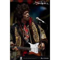 Blitzway Jimi Hendrix Action Figure 1/6 Jimi Hendrix 31 cm