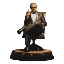 PREORDINE The Godfather Statue 1/3 Vito Andolini Corleone (1972) 52 cm