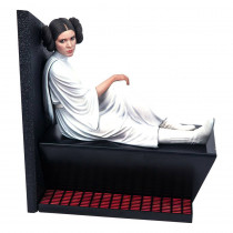 PREORDINE Gentle Giant Ltd.! Star Wars Episode IV Milestones Statue 1/6 Princess Leia Organa 25 cm