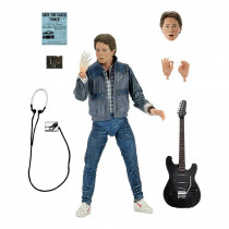 PREORDINE Back to the Future Action Figure Ultimate Marty McFly (Audition) 18 cm
