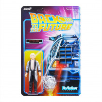 PREORDINE Back To The Future ReAction Action Figure Fifties Doc 10 cm