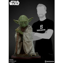 Sideshow Yoda Life-Size Figure LSF statue STAR WARS