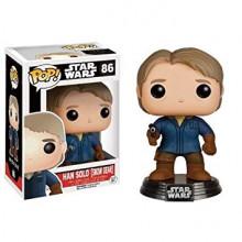 Funko Pop! Star Wars Han Solo Snow Gear Lootcrate Exclusive #86