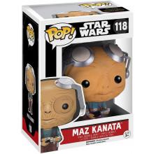 Funko Pop! Star Wars Maz Kanata #118