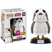Funko Pop! Star Wars The Last Jedi PORG Flocked