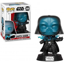 Funko Pop! Star Wars: Electrocuted Vader Figura