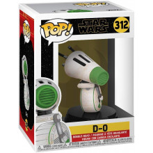 Funko Pop!  Star Wars D-0 #312