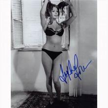 Autografo Sophia Loren 3 Foto 20x25: