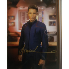 Autografo Dominic Keating Star Trek Enterprise 3 Foto 20x25