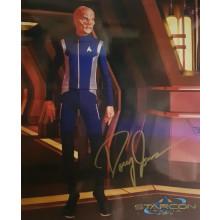 Autografo Doug Jones Star Trek Discovery Foto 20x25: