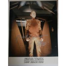 Autografo René Auberjonois 11 Star Trek DS9 Foto 20x25