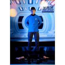 STAR TREK Iminime figure 1/6  The Vulcan First Officer - Spock, Zachary Quinto