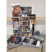 RACCOLTA RIVISTE- LIBRO Portfolio Starcon  2001/2005 pacchetto gold