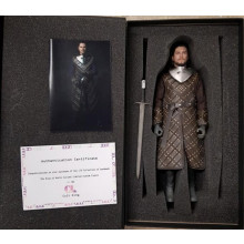 IMINIME Game of The Thrones Movie Jon Snow 1:6 Scale Figure Collectors Edition 10/50 no Hot Toys