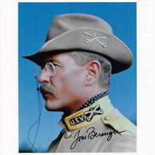 Autografo Tom Berenger - Rough Riders Foto 20x25