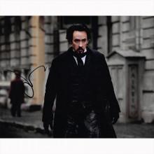 Autografo John Cusack - The Raven Foto 20x25