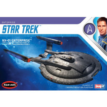 STAR TREK NX-01 ENTERPRISE SNAP 2T