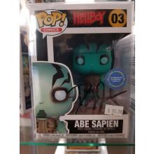 Autografo Doug Jones Funko Pop! Abe Sapien Helloboy #03