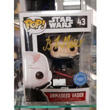 Autografo Brian Muir Funko Pop! Unmasked Vader 43
