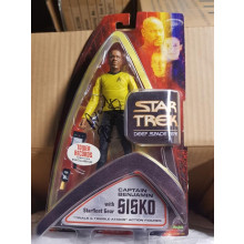 Autografo Every Brooks Star Trek Deep Space Nine Sisko Trouble Tribbles