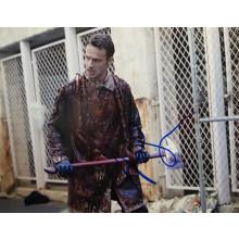 Autografo Andrew Lincoln  The Walking Dead Foto 20x25