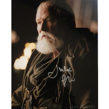 Autografo Julian Glover Game of thrones 3  Foto 20x30