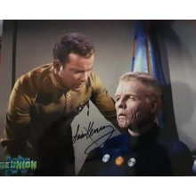 Autografo Sean Kenney Star Trek Pike Foto 20X25