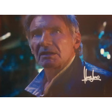 Autografo Star Wars Harrison Ford  3 Foto 20x25