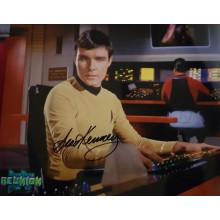 Autografo Sean Kenney Star Trek  Foto 20X25 :