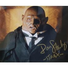 Autografo Dan Starkey Doctor Who 5 Foto 20x25