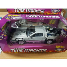 Autografo Christopher Lloyd  Auto 1:24 DELOREAN TIME MACHINE BACK TO FUTURE RITORNO FUTURO