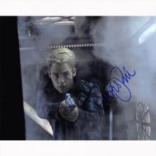Autografo Chris Pine - Star Trek Foto 20x25