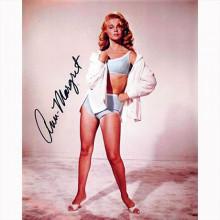 Autografo Ann-Margret Foto 20x25