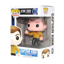 Funko Pop! Star Trek Captain Kirk Pop